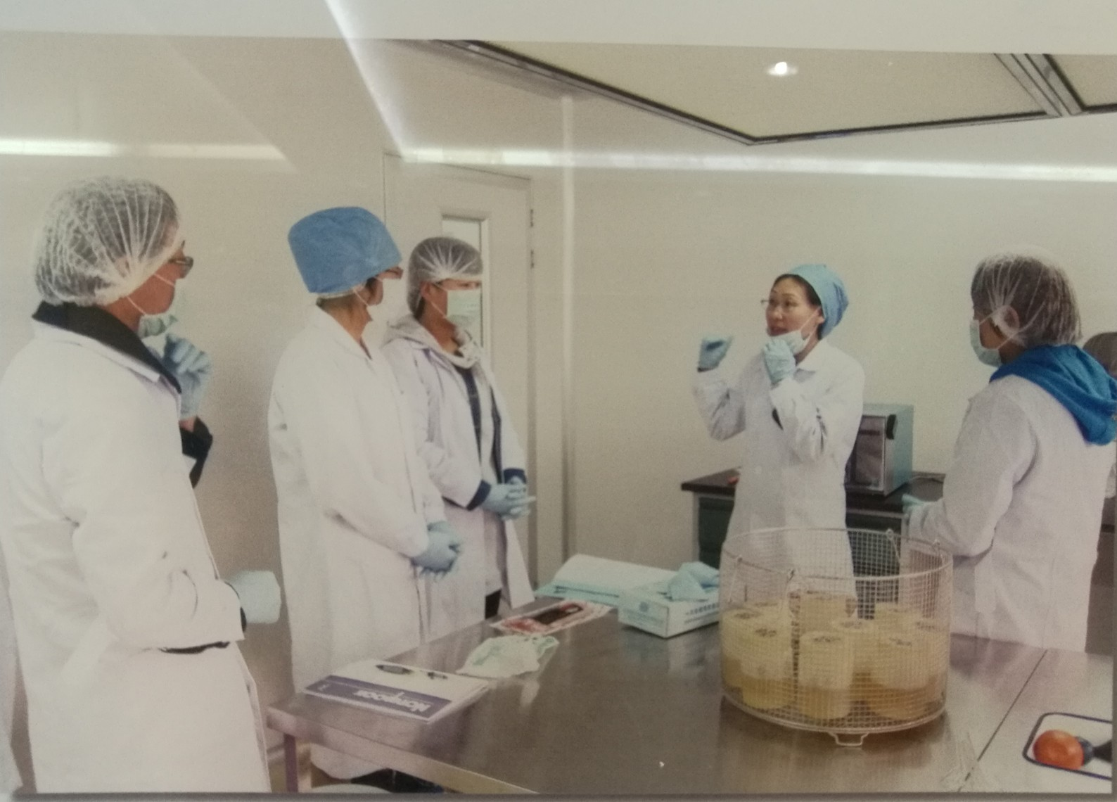 微生物检验操作培训