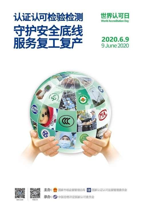 6月9日世界认可日宣传海报国内版
